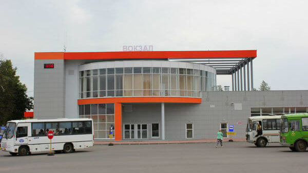 Автобус Нижний Новгород - Павлово